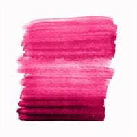 Mão de aquarela colorida abstrata desenhar design de traçado vetor