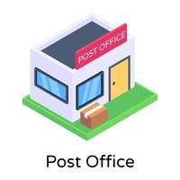 correios e estrutura vetor
