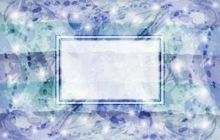 fundo de textura gradiente azul vetor