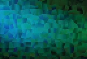 pano de fundo azul claro, verde do vetor com linhas, retângulos.