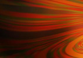 vetor abstrato laranja escuro turva padrão.
