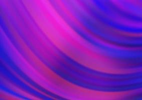 modelo abstrato de vetor rosa claro, azul.