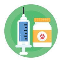 vacinação para gatos e remédios vetor