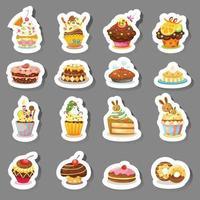 definir vetor de cupcake
