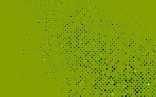 capa de vetor verde claro com manchas.