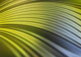 modelo elegante moderno de vetor verde e amarelo claro.