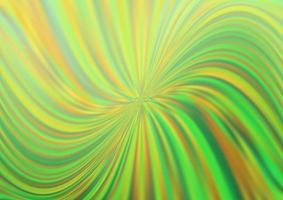 luz verde, amarelo vetor abstrato bokeh padrão.