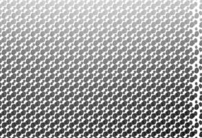 modelo de vetor cinza claro prata com linhas abstratas.