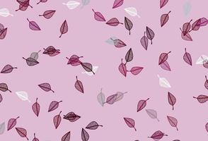 textura de desenho de vetor rosa claro.