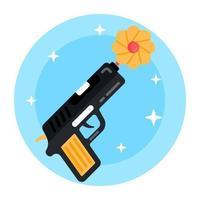 arma arma da paz vetor