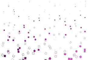 fundo vector rosa claro com retângulos.