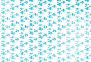 layout de vetor de azul claro com linhas planas.