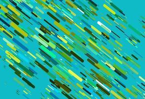 de fundo vector verde e amarelo claro com linhas retas.