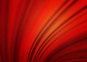 modelo brilhante abstrato luz vermelha do vetor. vetor