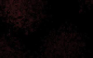 textura vector vermelho escuro com discos.