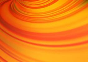modelo abstrato brilhante de vetor amarelo e laranja claro.