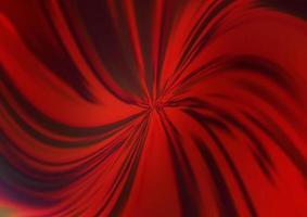 padrão de bokeh brilhante de vetor vermelho claro.
