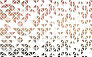 textura sem emenda de luz vermelha vector em estilo triangular.