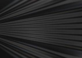 modelo de bokeh de vetor cinza escuro, prata.