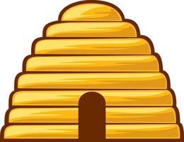 design de ícone de colmeia vetor