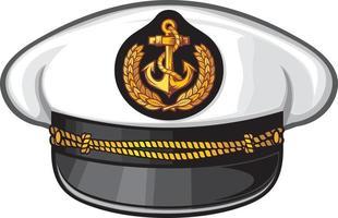 capitão da marinha vetor