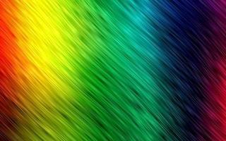 fundo escuro multicolorido do vetor do arco-íris com formas líquidas.
