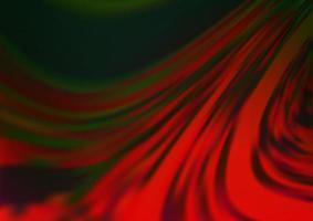 luz verde, vermelho vetor turva padrão brilhante.