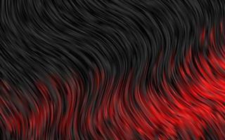modelo de vetor vermelho claro com formas de bolha.