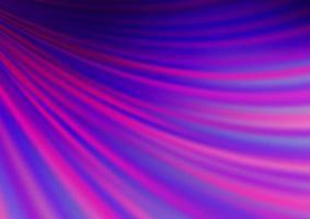 modelo de vetor roxo claro com formas de bolha.