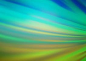 luz azul, verde vetor turva brilho padrão abstrato.