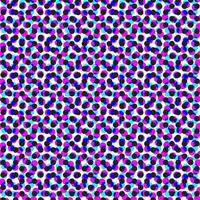 falha de distorção de ruído e padrão uniforme de meio-tom vetor