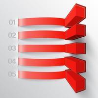 Modelo de negócio moderno vetor