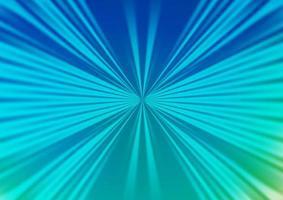 padrão de vetor azul claro e verde com linhas estreitas.