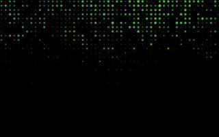 capa de vetor verde escuro com manchas.