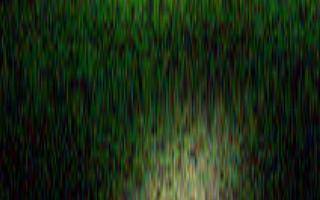 textura vector verde escuro com linhas coloridas.
