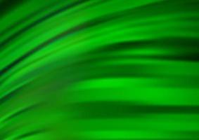 padrão de vetor verde claro com formas de bolha.