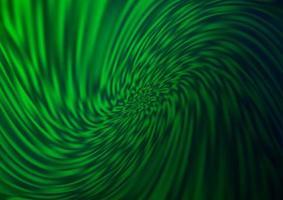 luz verde vetor turva e fundo colorido.