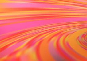 bokeh vermelho claro do vetor e padrão colorido.