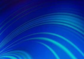 bokeh vector azul claro e padrão colorido.