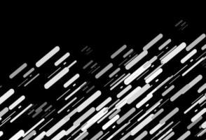 prata escura, padrão de vetor cinza com linhas estreitas.