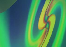 fundo verde claro do vetor com linhas abstratas.