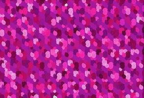 padrão de vetor rosa claro com formas líquidas.