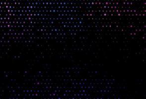 textura vector azul e vermelho escuro com cartas de jogar.
