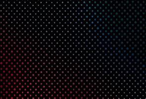 padrão de vetor azul e vermelho escuro com símbolo de cartas.