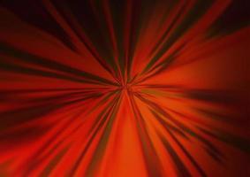 modelo borrado abstrato de vetor vermelho e amarelo escuro.