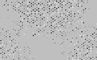 prata clara, capa de vetor cinza com manchas.