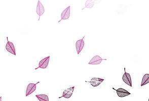textura de desenho de vetor rosa, azul claro.