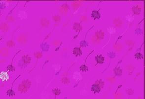luz roxa, rosa vector pintados à mão textura.