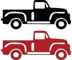 conjunto de vários caminhões de transporte e máquinas de construção vetor