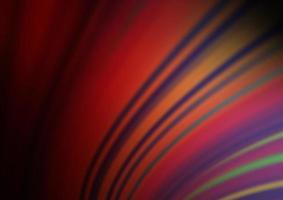 modelo elegante moderno de vetor de azul escuro, vermelho.